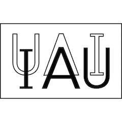 Logo IAU